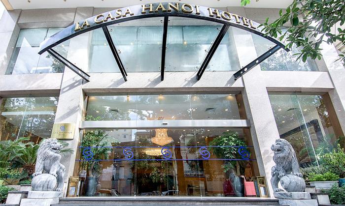 Lacasa Hotel Hanoi